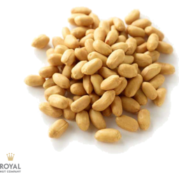 Photo of Royal Nut Co Unsalted Peanuts 250g