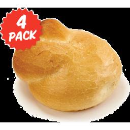 Photo of Oven Peel Bakery Roll Knot 4pk