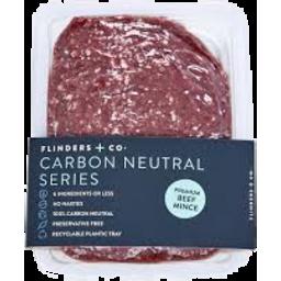 Photo of Flinders + Co Beef Mince Kg