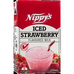 Photo of Nippy's Iced Strawberry 250ml