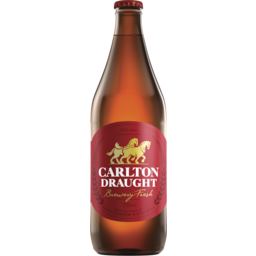Photo of Carlton Draught Bottles