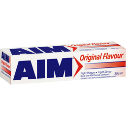 Photo of Aim Toothpaste Original 90g