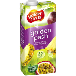 Photo of Golden Circle Golden Pash Fruit Drink With Vitamin C 1
