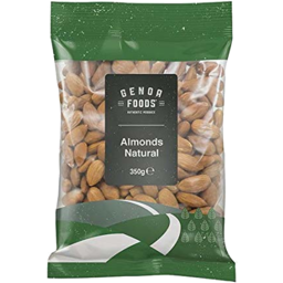 Photo of Genoa Almond Natural 350g