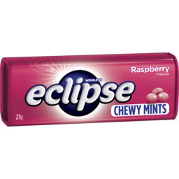 Photo of Eclipse Chewy Mints Raspberry Tin 27g