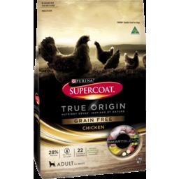 Photo of S/Coat True Orig Grn Free Chk 2.5kg