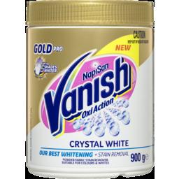 Photo of Vanish Gold Oxi Pro Wht 900gm