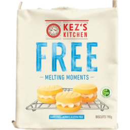 Photo of Kez-G'free Melt Moments 190g