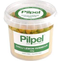 Photo of Pilpel Chilli Lemon Hommous 330gm
