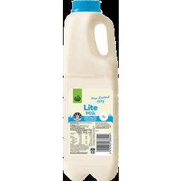 Photo of Homebrand Lite Milk 1L