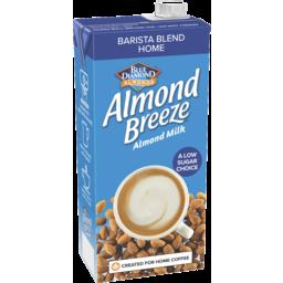Photo of Blue Diamond Almond Breeze Almond Milk Barista Blend Home 1l