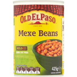 Photo of Old El Paso Beans Mexe 425g