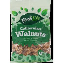 Photo of Fresh Life Walnuts Natural 350g