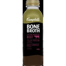 Photo of Campbell's Bone Broth Beef 500ml
