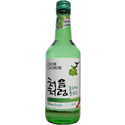 Photo of Chum Churum Green Grape Soju