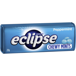 Photo of Wrigley's Eclipse Chewy Mints Peppermint 27g 27g