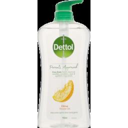 Photo of Dettol Shower Gel Body Wash Anti-Bacterial Citrus 950ml