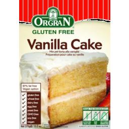 Photo of Orgran Gluten Free Vanilla Cake Mix 375g