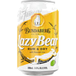 Photo of Bundaberg Lazy Bear Can