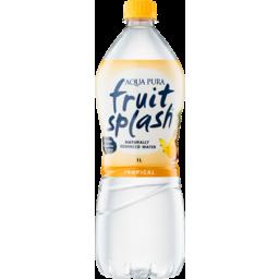 Photo of Aqua Pure Fruit Splash Tropical 1l