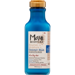 Photo of Maui Moisture Coconut Milk Conditioner For Dry Hair 385ml