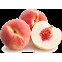 Photo of Peach White Large