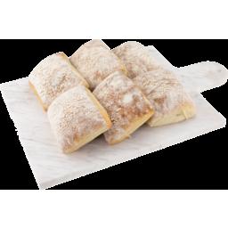 Photo of Bread Ciabatta Pockets 6 Pack