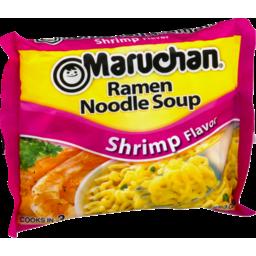 Photo of Maruchan Ramen Noodle Soup Shrimp