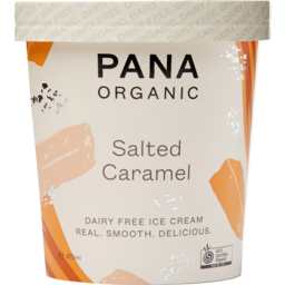 Photo of Pana Ice Cream Salted Caramel 475ml