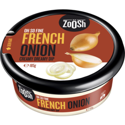 Photo of Zoosh French Onion Dip 185gm