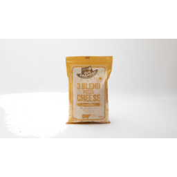 Photo of Comm CO Cheese - 3 Blend Shredded