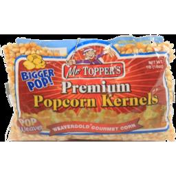 Photo of Mr Topper's Popcorn Kernel
