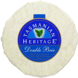 Photo of Tasmanian Heritage Double Brie 1kg