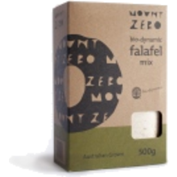 Photo of Mount Zero Falafel Mix 500g
