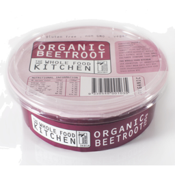 Photo of The Whole Food Kitchen Beetroot Dip