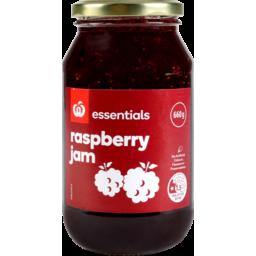 Photo of WW Raspberry Jam 660g