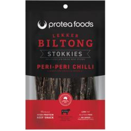 Photo of Biltong Peri Peri Stokkies