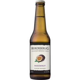 Photo of Rekorderlig Passionfruit Bottles