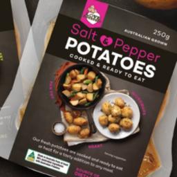 Photo of Baby Love Potatoes -Salt & Pepper 250g