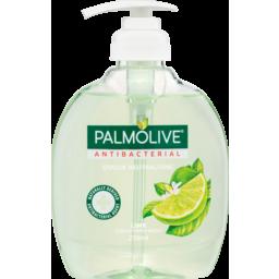Photo of Palmolive Antibacterial Lime Liquid Soap Pump 250ml 250ml