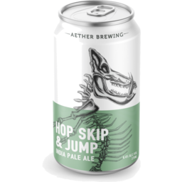 Photo of Aether Hop Skip & Jump Ipa Can