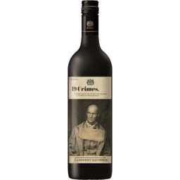 Photo of 19 Crimes Cabernet Sauvignon