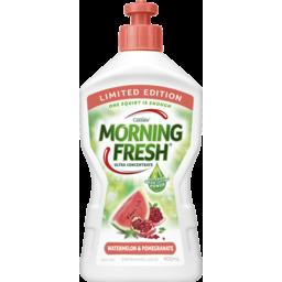Photo of Morning Fresh Limited Edition Dishwashing Liquid Strawberry & Guava 400ml