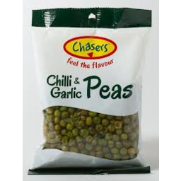 Photo of Chasers Peas Chilli & Garlic