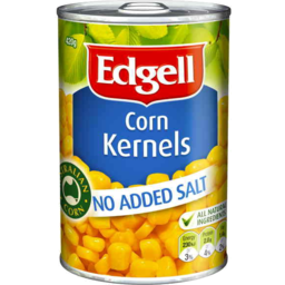 Photo of Edgell Corn No Added Salt 420g