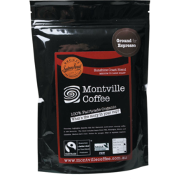Photo of Montville Coffee Scb Beans 250g