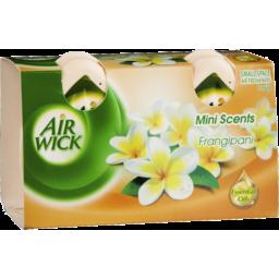 Photo of Air Wick Mini Scents Decorative Air Fresheners Frangipani Twin Pack 2x60gm