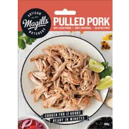 Photo of Magills Pulled Pork 200g