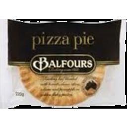 Photo of Balfours Premium Pie Pizza 200gm