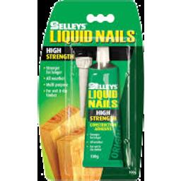 Photo of Selleys Liquid Nails 100gm